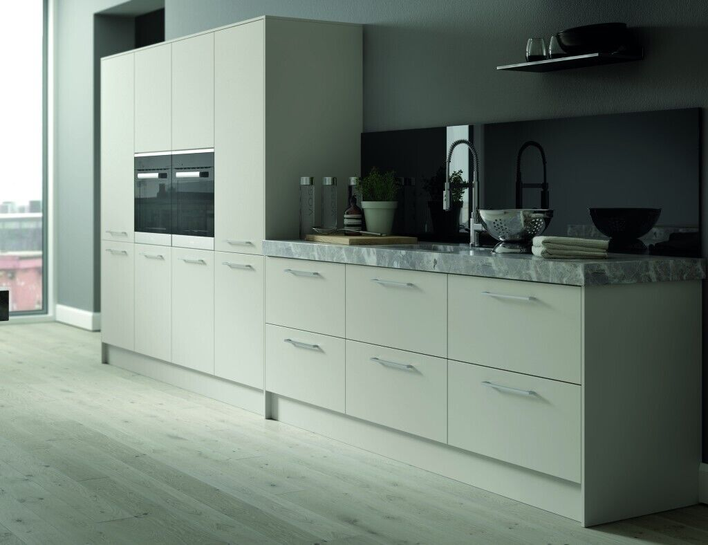 Outstanding Complete Kitchen Package Supply Fit Appliances Vivo Matt Light Grey In Ladywood West Midlands Gumtree Beutiful Home Inspiration Aditmahrainfo