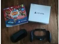 Ps vita psp playstation + 9 games