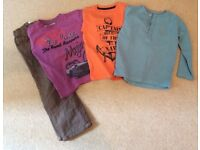 Boys Clothes Verbaudet Bundle Age 4