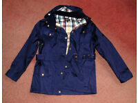 Ladies rainwear coat (First Avenue Collection) Size 14 - New