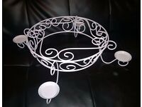 Wilton candlelight cake stand