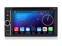 Dapanda Quad Core Android 5.1 Lollipop Car Stereo Double Din with Sat Nav DVD CD Player Bluetooth