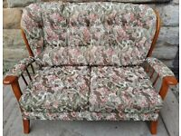 Vintage Cottage Three Piece Suite with Rocking Chair