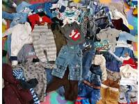 Baby boys bundle 3-6