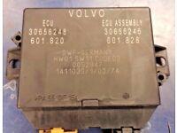 2004 VOLVO XC90 ECU PARK TRONIC SENSOR MODULE ECU 30656248 30656246 GENUINE