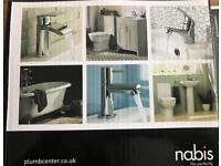Nabis Alia Basin Mixer No Waste
