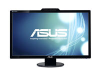 Asus VK278Q LED Monitor 27-inch Widescreen Webcam - Black