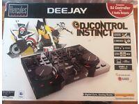 Hercules DJ Control Instinct - PC DJ Controller
