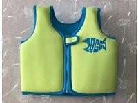 Zoggs Swimming vest size 4-5