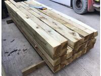 🌳New Wooden Posts