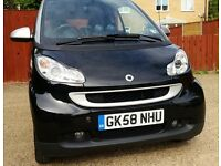 SMART FORTWO Annual Road Tax £30