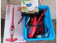 Thane H20 X5 Steam Mop with Accessories