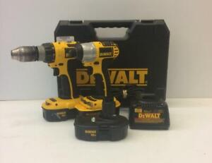 Ensemble perceuse & impact (DeWalt) - #f042657