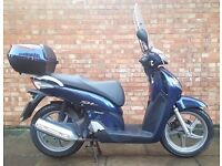 Honda SH 125, Superb condition with low mileage