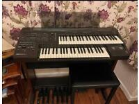 Yamaha Electone EL-7 electronic organ