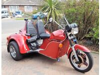 My Honda volkswagen trike for sale