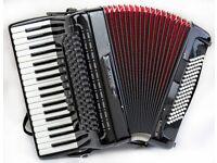 Bugari Armando 130 Juniorfisa Accordion - 37 / 96 Bass - 3 Voice (LMM) Superb Accordion