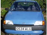 Ford Fiesta L - 1990 5 door hatchback
