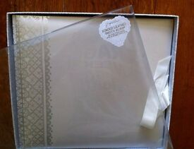 Paperchase photo album for wedding