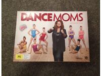 Dance Moms DVD Collectors Set. Complete seasons 3-4