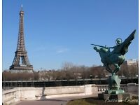 Paris for 2, 2 nights in a 4*hotel and 2 return Eurostar tickets