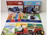 Thomas the Tank & Friends Books £4, Octonauts £1, Beast Quest £1