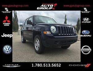 2016 Jeep Patriot SPORT|NORTH|LOW KMS
