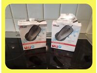 2X USB Optical Mice (Brand New) (£5 For Both) (Free Delivery)