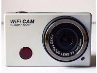Wifi camera sports DV. Full HD