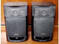 Aiwa SX-FZ1500 Twin Duct 3 Way Bass Reflex Speaker System