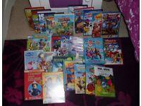 CHILDRENS BUNDLE OF DVD;S