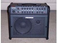 Fishman Loadbox 100 Acoustic Guitar amp 2010 black