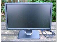 Dell 20 inch VGA Wide Flat Screen Monitor - £75 ono
