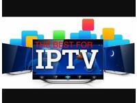 IPTV . All uk channels .