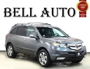 2007 Acura MDX 7 PASSENGER  LEATHER SUNROOF