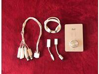 Apogee Duet mk1 - Firewire 2 Channel Audio Interface w/ Accessories