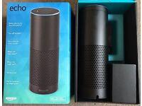 Amazon Echo - Black - New!