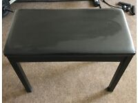 Yamaha piano stool static height