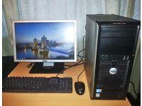 Dell Optiplex 780 Computer Desktop PC Full Setup