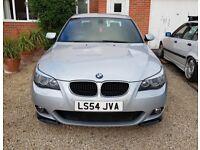 BMW e60 530d Auto M Sport - 99k, FSH, Dynamic Xenons, ProNav, Comfort Seats, Style 249...