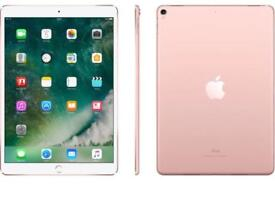 Brand new iPad Pro rose gold