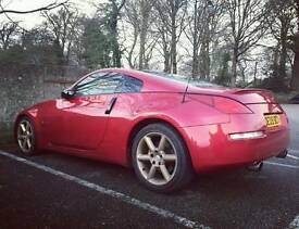 Nissan 350z GT UK Spec *Full Custom Respray*