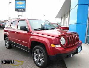 2015 Jeep Patriot Sport/North, 4 Wheel Drive, Heated Leather, Su