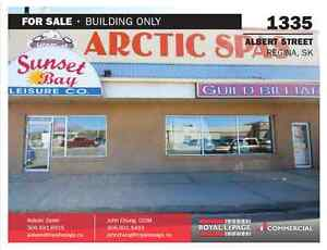 1333 - 1335 Albert Street - Warehouse/Retail Space for Sale!