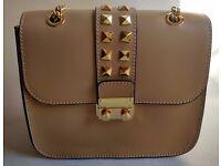 Leather Medium Shoulder Bag