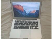 Apple MacBook Air - mid 2013 with Case
