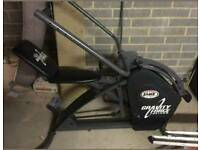 Jake gravity force trainer gym equipment