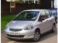 2005 05 Reg Honda Jazz S 1.2 Petrol 5dr Hatchback 12 Months MOT Cheap To Run & Insure