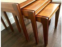Vintage G Plan Teak Nest Of Tables