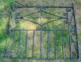 Wrought Iron/Steel Driveway Gates